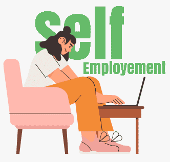 self employed registration